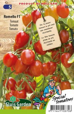 tomate romello f1 l gumes ou plantes fruit produits. Black Bedroom Furniture Sets. Home Design Ideas